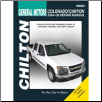 2004 - 2008 Chevrolet Colorado and GMC Canyon Chilton's Total Car Care Manual (SKU: 1563927985)