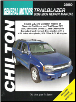 2002 - 2009 Chevrolet Trailblazer, GMC Envoy & Oldsmobile Bravada, Chilton's Total Car Care Manual (SKU: 1563929627)