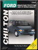 1995  - 2007 Ford Windstar/Freestar, Chilton's Total Car Care Manual (SKU: 1563928094)
