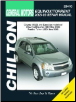 2005 - 2009 Chevrolet Equinox & 2006 - 2009 Pontiac Torrent Chilton's Total Car Care Manual (SKU: 1563928108)