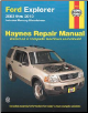 2002 - 2010 Ford Explorer / Mercury Mountaineer Haynes Repair Manual (SKU: 1563928116)