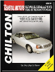 2006 - 2010 Cadillac DTS, 1999 - 2005 Deville & 1999 - 2004 Seville Chilton's Total Car Care Manual (SKU: 1563928450)