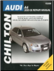 2002 - 2008 Audi A4 Chilton's Total Car Care Manual (SKU: 1563928469)