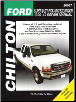 1999 - 2010 Ford Super Duty Pick-Ups & Excursion, Chilton's Total Car Care Manual (SKU: 1563928884)