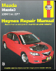 2004 - 2011 Mazda 3 Haynes Repair Manual (SKU: 1563929155)