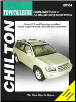 2001 - 2007 Toyota Highlander & 1999 - 2006 Lexus RX 300/330 Chilton's Total Car Care Manual (SKU: 1563929287)