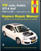2006 - 2011 Volkswagen Jetta, Rabbit, GTI & Golf (includes 2005 New Jetta) Haynes Repair Manual (SKU: 1563929481)