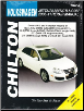 2006 - 2011 Volkswagen Jetta, Rabbit, GTI & Golf (includes 2005 New Jetta) Chilton's Total Car Care Manual (SKU: 9781563929502)