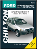 2001 - 2011 Ford Escape, Mazda Tribute & Mercury Mariner Chilton's Total Car Care Manual (SKU: 1563929694)