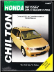 2001 - 2010 Honda Odyssey Chilton's Total Car Care Manual (SKU: 1563929813)