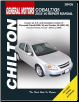 2005 - 2010 Chevrolet Cobalt, 2007 - 2009 Pontiac G5 & 2005 - 2006 Pursuit Chilton's Total Car Care Manual (SKU: 1563929937)