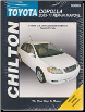 2003 - 2011 Toyota Corolla Chilton's Total Car Care Manual (SKU: 1563929961)