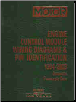 1994 - 2003 MOTOR Domestic Passenger Cars Engine Control Module Wiring Diagrams & PIN Identification, 1st Edition (SKU: 1582511608)
