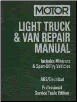 2002 - 2006 MOTOR Light Truck & Van Repair Manual ABS/Electrical 20th Edition - Volume 2 (SKU: 1582512787)