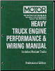 1989 - 1999 MOTOR Medium & Heavy Truck Engine Performance & Wiring Manual 3rd Edition Vol. 1 (SKU: 158251299X)