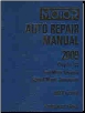 2005 - 2009 MOTOR Domestic Auto Repair Manual ABS/Electrical Volume 2, 72nd Edition (SKU: 1582513325)