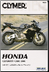 2003 - 2006 Honda CBR600RR Service, Repair & Maintenance Manual (SKU: M220-1599691086)