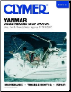 1980 - 2009 Yanmar Diesel Inboard: 1, 2 & 3 Cylinder Engines, Clymer Shop Manual (SKU: B8002-1599694573)