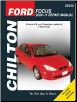 2000 - 2011 Ford Focus Chilton's Total Car Care Manual (SKU: 1620920514)