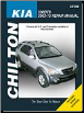 2003 - 2013 Kia Sorento Chilton's Total Car Care Manual (SKU: 1620920581)