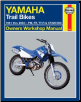 1981 - 2003 Yamaha Trail Bikes Haynes Owners Workshop Manual (SKU: 1620920654)