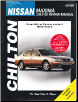 1993 - 2008 Nissan Maxima Chilton's Total Car Care Manual (SKU: 1620921111)