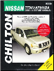 2005 - 2014 Nissan Armada & 2004 - 2004 Titan Chilton's Total Car Care Manual (SKU: 162092112X)