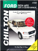 2004 - 2014 Ford F150, Chilton's Total Care Care Manual (SKU: 1620921251)
