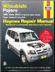 1997 - 2014 Mitsubishi Pajero Haynes Repair Manual (SKU: 1620921391)