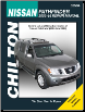 2005 - 2014 Nissan Pathfinder Chilton's Total Car Care Repair Service Manual (SKU: 1620921855)
