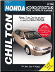 2003 - 2012 Honda Accord / 2010 - 2014 Crosstour Chilton's Total Car Care Manual (SKU: 1620922088)