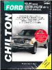 1997 - 2003 Ford F150, '04 Heritage, '97-'99 F250 & '97-'14 Expedition & Lincoln Navigator, Chilton's Total Car Care Manual (SKU: 1620922096)