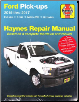 2015 - 2017 Ford F150 Pick-Ups 2/4WD Haynes Repair Manual (SKU: 1620922819)