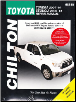 2007 - 2014 Toyota Tundra and 2008 - 2014 Sequoia Chilton's Repair Manual (SKU: 1620923076)
