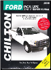 2015 - 2017 Ford F150 Pick-Ups 2/4WD Chilton's Repair Manual (SKU: 1620923092)