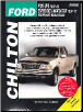 1997 - 2003 Ford F150, '04 Heritage, '97-'99 F250 & '97-'17 Expedition & Lincoln Navigator, Chilton's Total Car Care Manual (SKU: 1620923106)