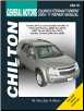 2005 - 2017 Chevrolet Equinox, 2006 - 2009 Pontiac Torrent, GMC Terrain Chilton's Total Car Care Manual (SKU: 162092319X)
