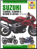 1997 - 2004 Suzuki TL1000S, TL1000R, DL1000V-Strom Haynes Repair Manual (SKU: 9781785213120)