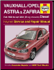 Feb 1998 - Apr 2004 (R-04 Reg) Vauxhall, Opel Astra & Zafira Diesel Haynes Repair Manual (SKU: 1844251667)