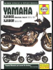 1992 - 2003 Yamaha XJ600S (Diversion, Seca II), 1995 - 2003 XJ600N Haynes Repair Manual (SKU: 9781785210488)
