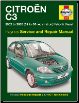 2002 - 2005 Citroen C3 Haynes Repair Manual (SKU: 1844251977)