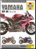 2004 - 2006 Yamaha YZF-R1 Haynes Repair Manual (SKU: 9780857339911)