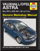 May 2004 - 2008 Vauxhall, Opel Astra Petrol Haynes Repair Manual (SKU: 9780857338969)