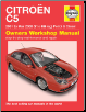 2001 - March 2008 Citroen C5 Gas & Diesel Haynes Repair Manual (SKU: 1844257454)