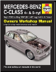 2000 - 2007 Mercedes-Benz C-Class Petrol & Diesel, Haynes Repair Manual (SKU: 1844257800)