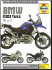 2004 - 2009 BMW R1200 Twins Haynes Motorcycle Repair Manual (SKU: 9780857338884)