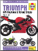 2006 - 2010 Triumph 675 Daytona and Street Triple Haynes Service & Repair Manual (SKU: 1844258769)