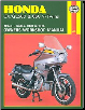 1978 - 1986 Honda Silver Wing CX500, GL500, CX650, GL650 Haynes Repair Manual (SKU: 1850101574)