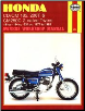 1977 - 1985 Honda CD185, CM185, CD200, CM200, CM250C 2-Valve Twins, Haynes Repair Manual (SKU: 1850103593)