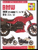 1985 - 1996 BMW K75, 1983 - 1992 K100 Haynes  Repair Manual (SKU: 9781785213052)